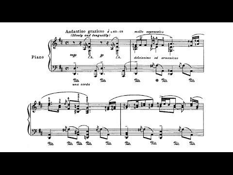 Albeniz-Godowsky - Tango, from
