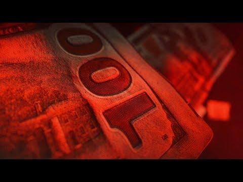FALLING MONEY - Cinema 4D Breakdown (X-Particles, Octane)