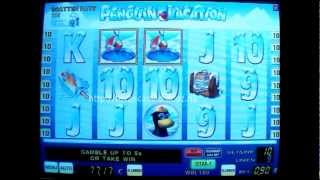 Texas Casino multigame - Penguin Vacation (PC version)