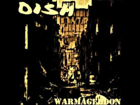 Dism-Warmageddon (tape, 2017)