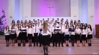 Первый молодежный хор - Ты достоин
