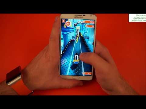 Игры на Samsung Galaxy Note 3 (Exynos Octa version)