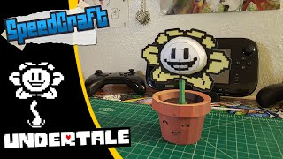 Undertale Papercraft ~ Flowey the Flower~