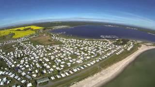 Campingplatz Sütel Dronenflug