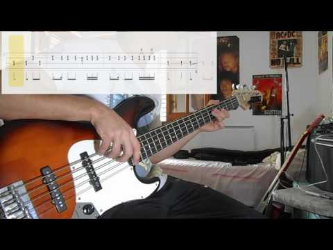 Summertime - Janis Joplin [Bass Cover WITH TABS] (Playalong)