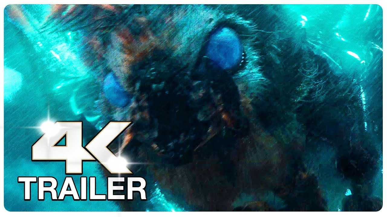 Godzilla King Of The Monsters 5 Minute Extended Trailer 4k