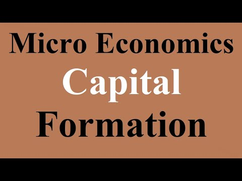7 Capital Formation