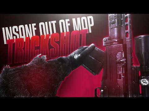 Red Sonton: MODDER GAVE ME EB?! - BO2/MW3 Trickshotting (Sick Trickshot!)
