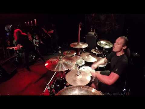 Carlos Cruz - Warbringer - Shellfire - 5/26/17