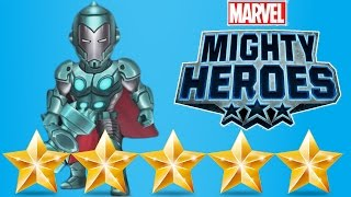 Marvel: Mighty Heroes (iOS/Android) 5 STAR Hunting Part 19
