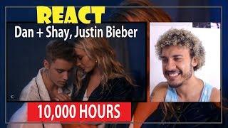 Reaction Video - Dan + Shay, Justin Bieber - 10,000 Hours (React) Video
