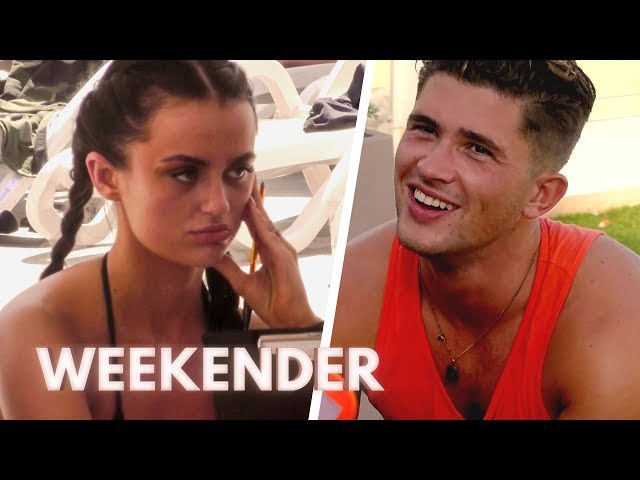 Guest Makes a Formal Complaint After Getting Pied by Jordan | Ibiza Weekender