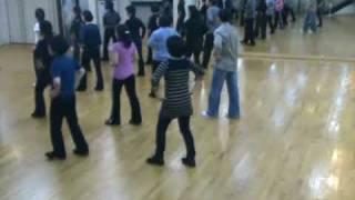 Totoy Bibo - Line Dance (Demo & Walk Through)