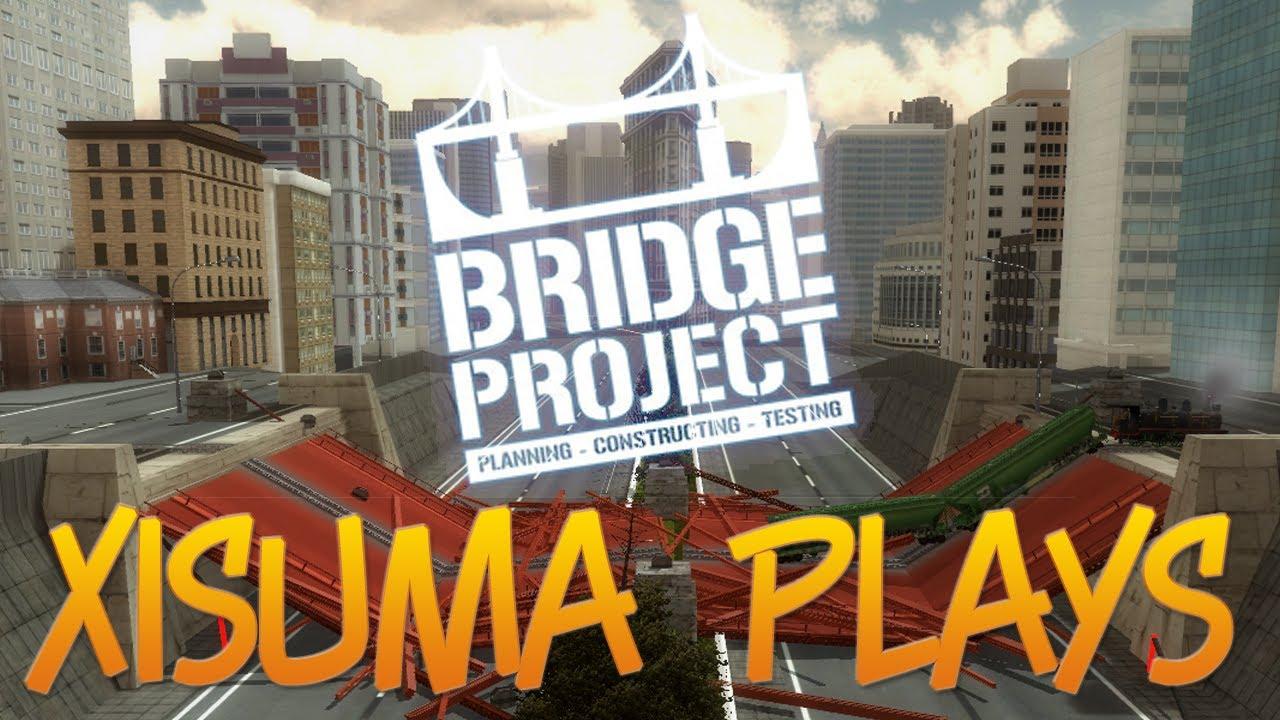 Bridge Project - Xisuma Plays
