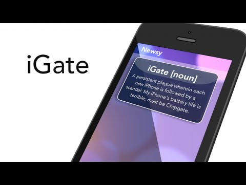 As Long As There Are Apple Products, There Will Be iGate - Newsy