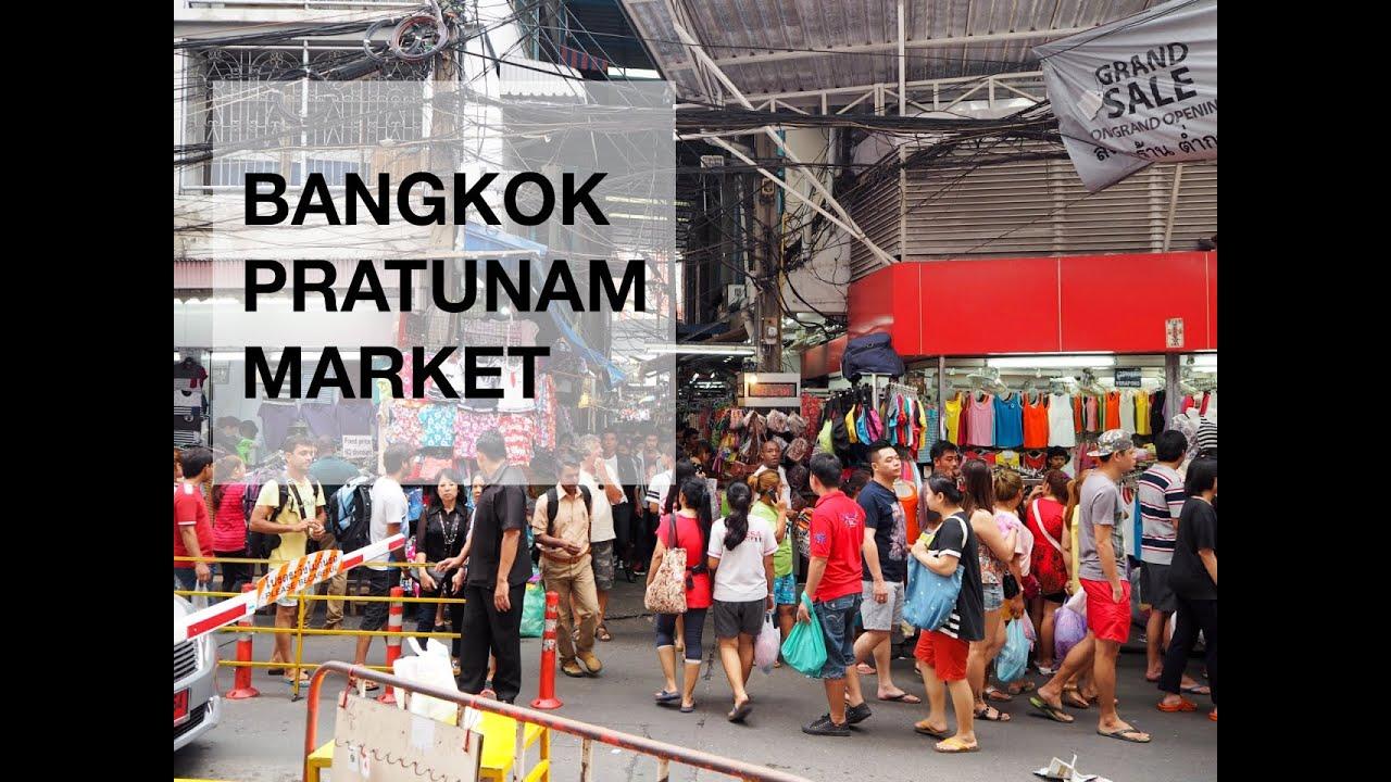 how to get to pratunam market