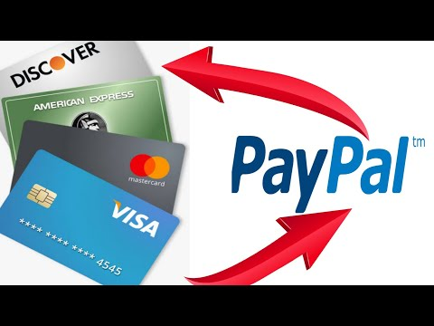 How To Link Virtual Credit Card On Paypal