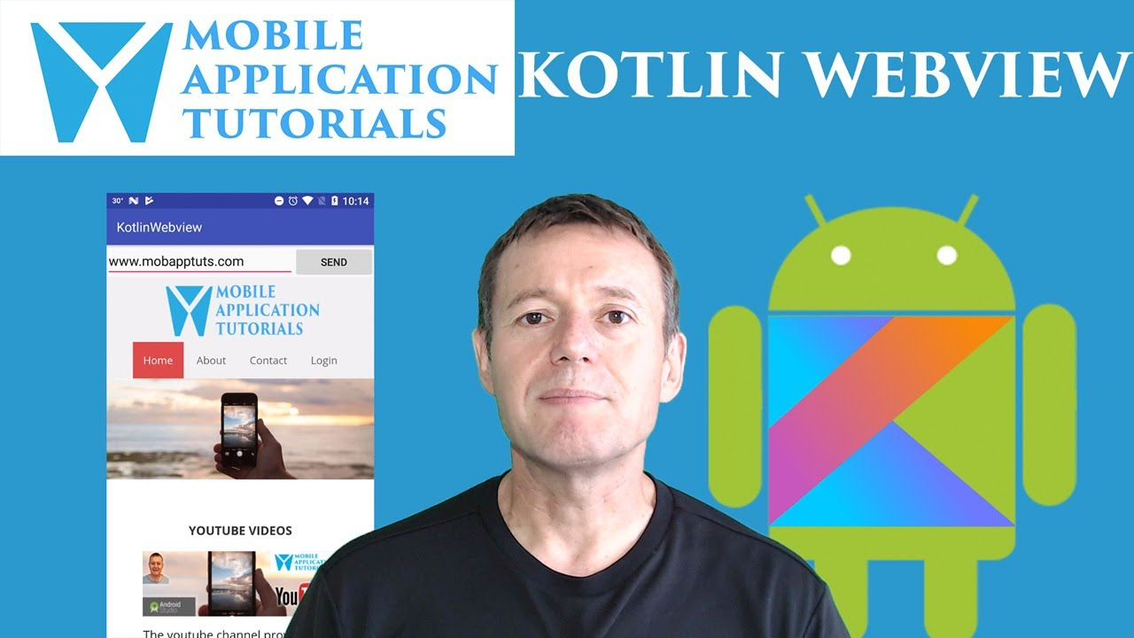 Kotlin on Android Webview Tutorial