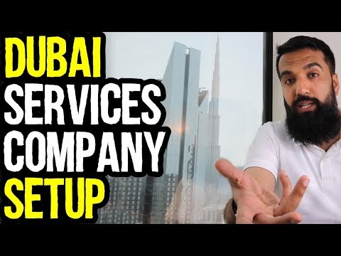 How To Setup A Professional Services Company in Dubai | Azad Chaiwala Show