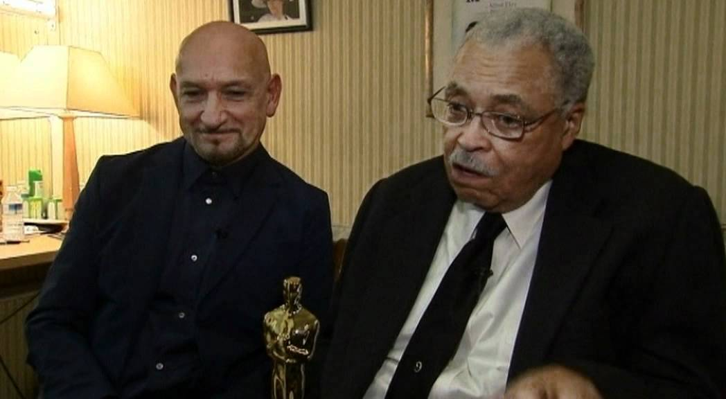 James Earl Jones interview on being the voice of Darth ...James Earl Jones Darth Vader Family Guy