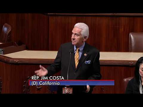 Congressman Costa: The Farm Bill Cannot Abandon Americans or Further Divide Us