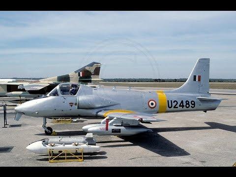 The HAL HJT-16 Kiran Jet Trainer