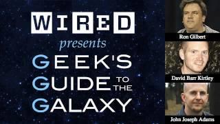 Ron Gilbert Interview - Geek