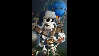 Giant Skeleton and Skeleton Barrel Attack Strategies Max Siege | Clash of Clans