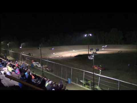 Butler Motor Speedway UMP Modified Feature 5/27/17