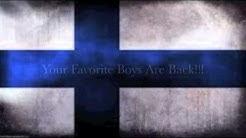 HCSS Finland C´mon Take On Us Tour 2013