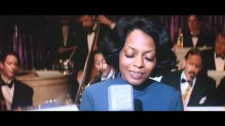 Diana Ross sings