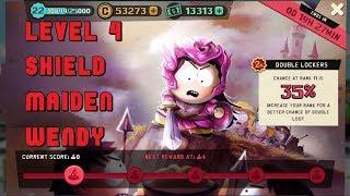 Epic Fail Level 4 Shield Maiden Wendy Gameplay