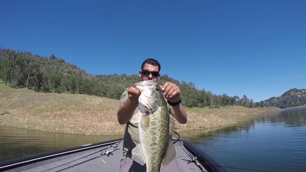 Bass Fishing Folsom Lake Youtube