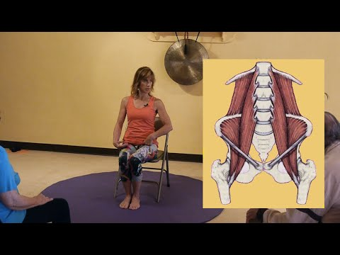 Hip Flexor Trio Stretch: A Great Way to Improve your Gait with Sherry Zak Morris