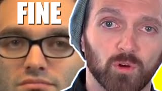 FINE JOB, BROS. (IHE REACTS)