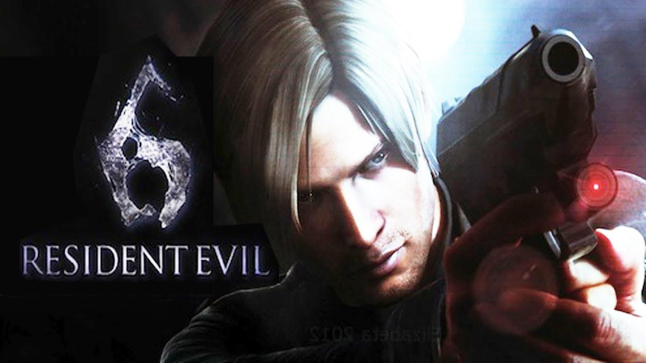 Resident Evil 6 Elicottero : Resident evil leon introdução de volta