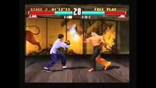 Tekken 1, 2, 3, 4, 5, 6! PS1 - PS3 Graphics Evolution