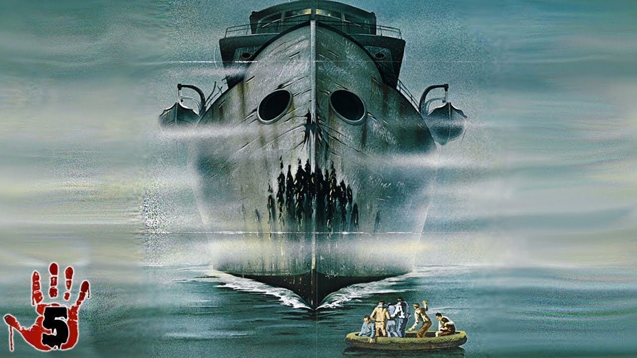 Top 5 Creepiest Ghost Ships That Haunt The Sea