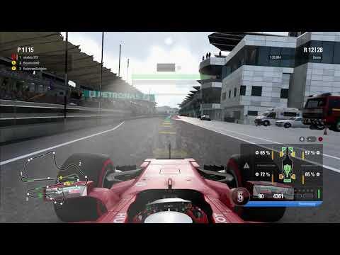 F1 2017 / f1-game.de / Malaysia S2