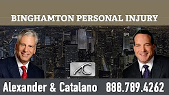 Personal Injury Lawyer Binghamton | (888) 886-1314 | NY Car Accident Attorney