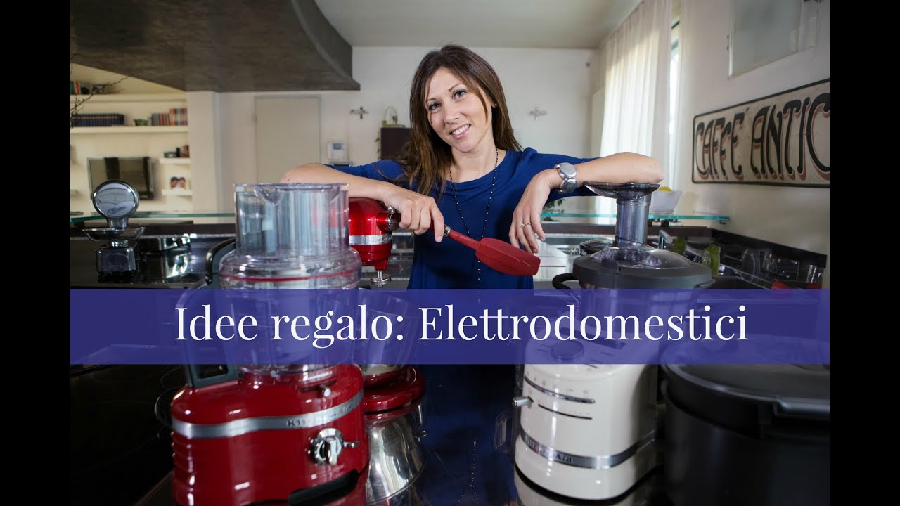 idee regalo elettrodomestici youtube
