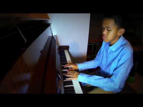 Irwansyah & Acha : My Heart - piano by Michael