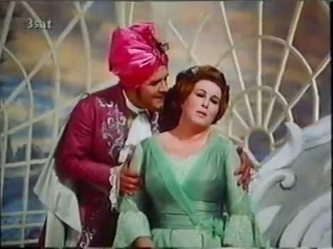 Cosi fan tutte Janowitz Ludwig Böhm Alva Prey Berry Miljakovic Film 1970
