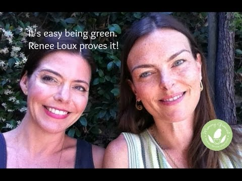 Renee Loux Talks Easy Green Living with Mommy Greenest ...