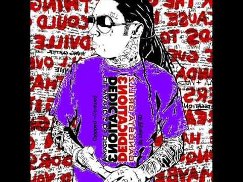 Dedication 3 - Lil Wayne - Magic (Chopped & Screwed)