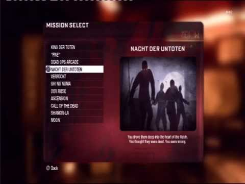 CALL OF DUTY BLACK OPS FULL ZOMBIE DLC MAP LIST - YouTube Call Of Duty Zombie Maps Black Ops on