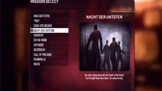 CALL OF DUTY BLACK OPS FULL ZOMBIE DLC MAP LIST