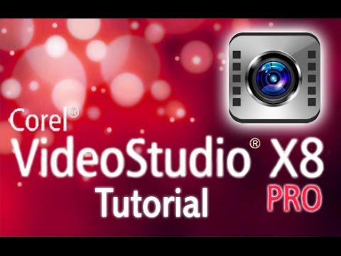 Videostudio Pro Tutorial For Beginners Complete Youtube