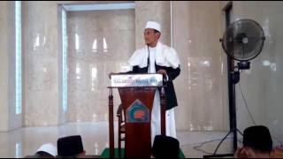 KH. Sumarno Syafii - Khutbah Idul Adha 1437 H