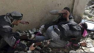 Ожесточенные бои в Сирии, 30.11.2015
